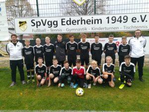 C Jugend Spvgg Ederheim